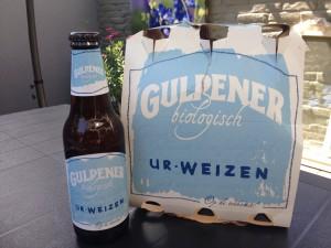 Gulpener Witbier, lekker  zomers biertje!