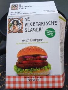 Zelfs in Parijs zijn ze enthousiast over de Nederlandse vegaburger!