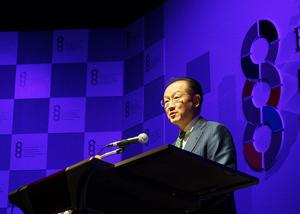 President van de Wereldbank Jim Yong Kim