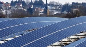 zonnepanelen installatie in west Duitsland