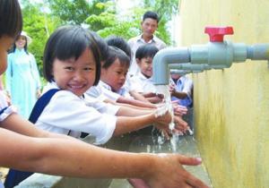 schoon water van levensbelang