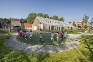 Het duurzame early childhood centre