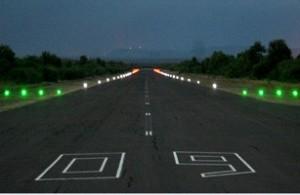 energie opwekken met oude landingsbaan