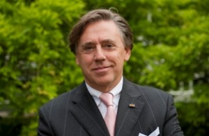 Ed Nijpels bewaker van het NL energie akkoord.