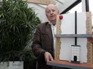 Sietz Leeflang krijgt de VIBA prijs 2015. VIBA