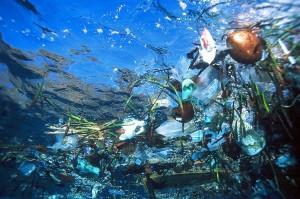 Plastic soep een levensgroot probleem