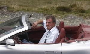 Jeremy Clarkson in zijn fossiele periode