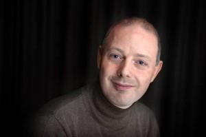 Presentator Mark Beekhuis