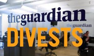 The Guardian trekt investeringen uit fossiel terug