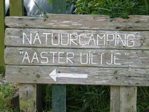 Vakantie vieren dicht bij de natuur.