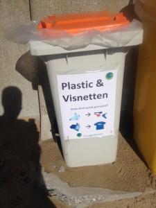 Afvalplastic wordt weer grondstof dankzij de grondstofjutter!