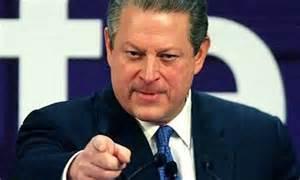Al Gore tijdens TED talk